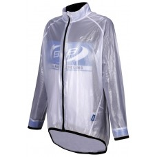 BBB RAIN JACKET TRANsSHIELD CLEAR