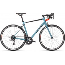 CUBE ATTAIN Greyblue 'n' Red  -2021-