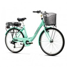 LOMBARDO LEVANZO CITY E-BIKE 26''